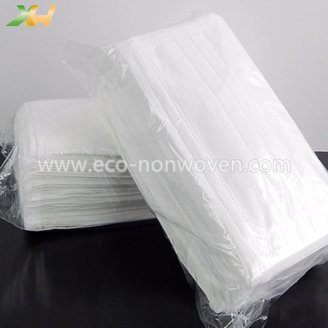 Factory Supply PP Nonwoven Material Dust Face Mask