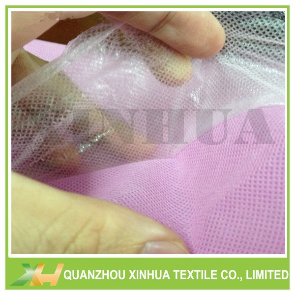 Transparent PE Film Laminated Polypropylene Spunbond Nonwoven Fabric