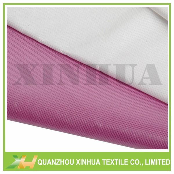 Transparent PE Film Laminated Polypropylene Spunbond Nonwoven Fabric