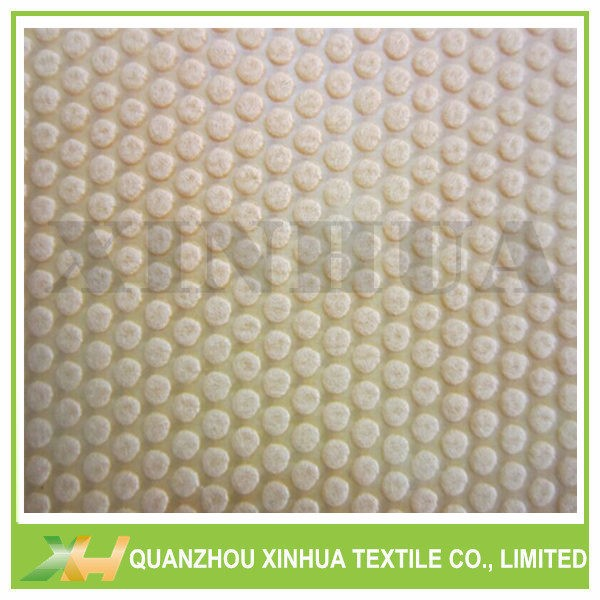 Bubble Dot Emboss PP Spunbond Non Woven Fabric for Bags, Storage Box, Wardrobe