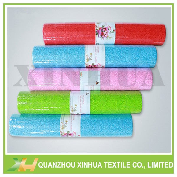 Fashion Sunflower Embossed PP Spunbond Nonwoven