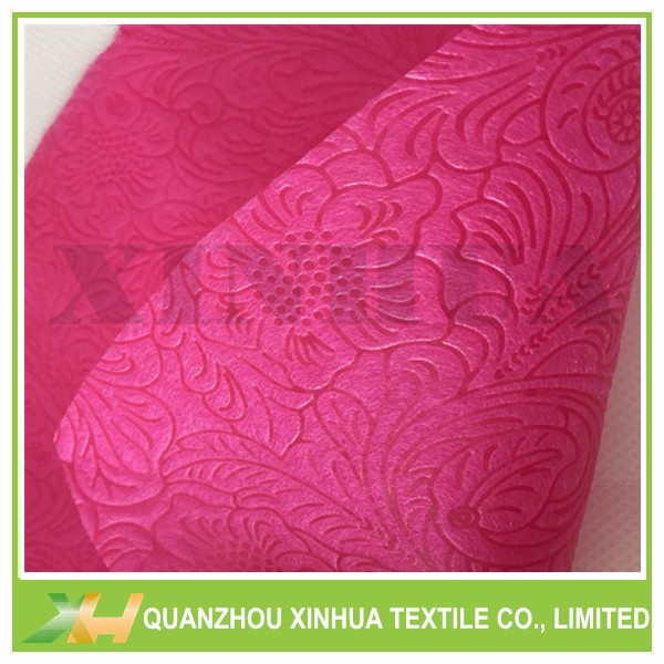 Fashion Sunflower Embossed PP Spunbond Nonwoven Tablecloth