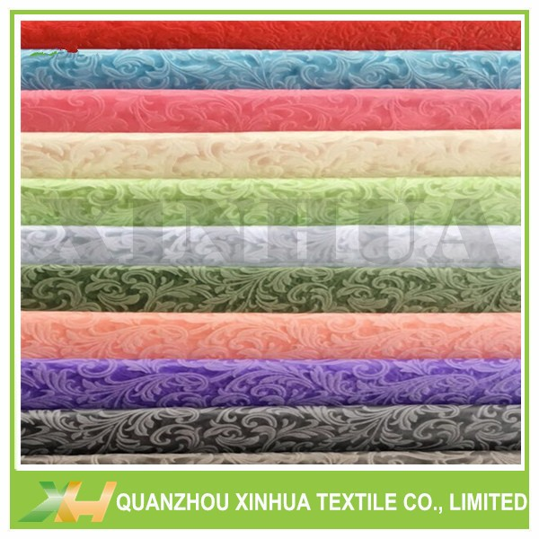 Hot New Embossed Moonflower Pattern PP Spunbond TNT Flower Nonwoven