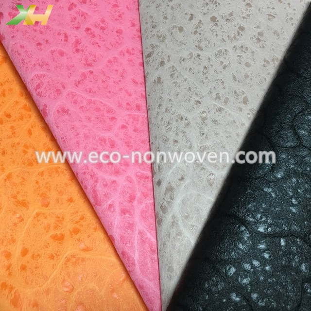 Newly Coral Embossed PP Spunbond Non Woven Cloth for Packing