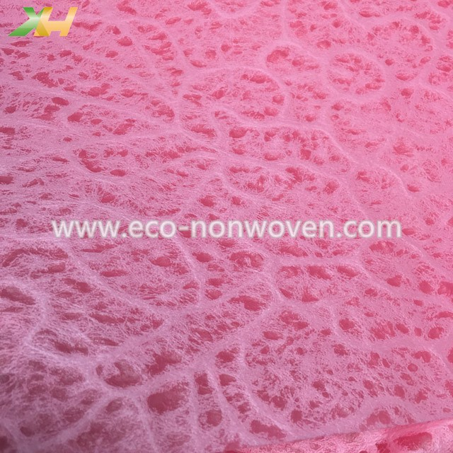 Newly developed coral emboss polypropylene spunbond non woven fabric