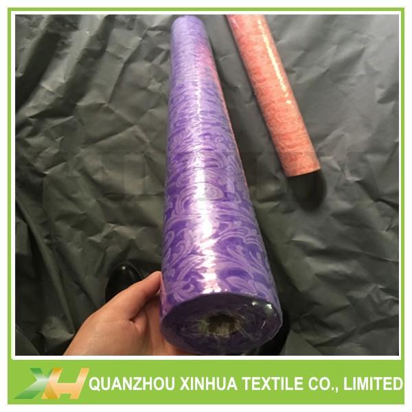 PP Spunbond/ TNT Moonflower non woven embossed rolls