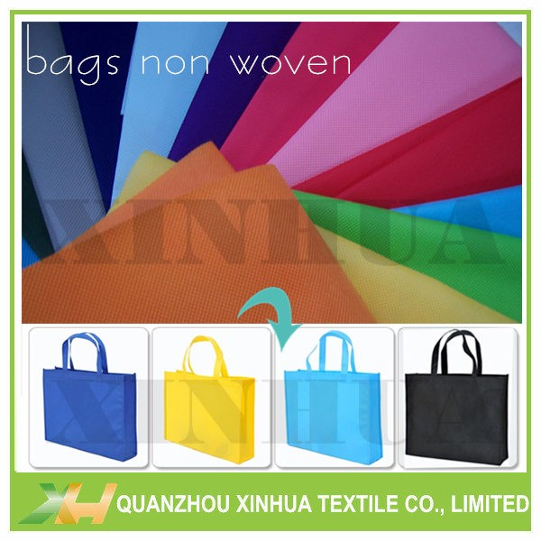 Non woven for shopping bags 40- 50 gram/m2