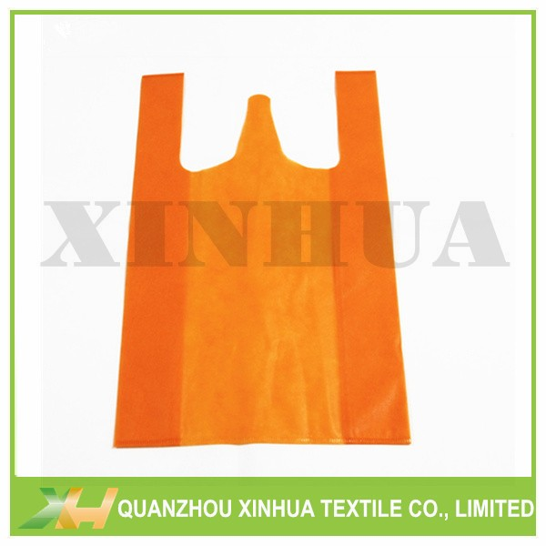 Hot Selling Cheap Prices Kenya & Philippines Market Vest Nonwoven Bag