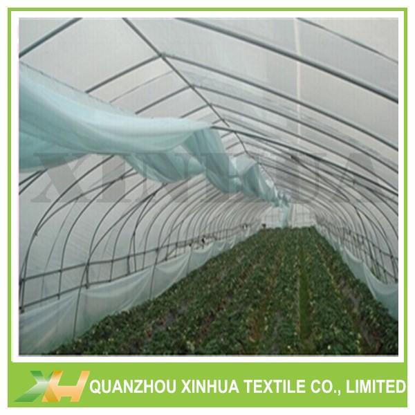 Anti-UV 100% PP spunbond greenhouse nonwovens