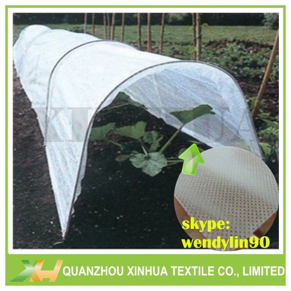 Anti-UV 100% PP spunbond greenhouse nonwovens