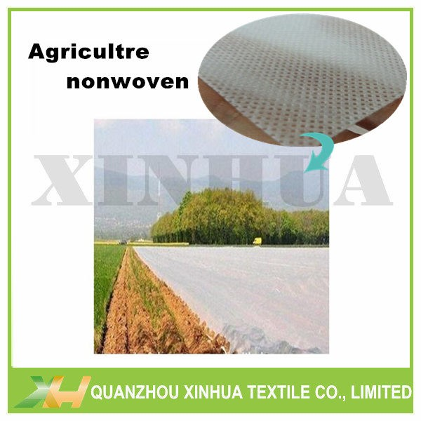 Anti-UV Agriculture 100% PP Non Woven Fabric