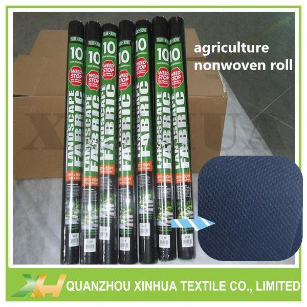 Home Use PP Spunbond Non Woven Garden Roll 40gr