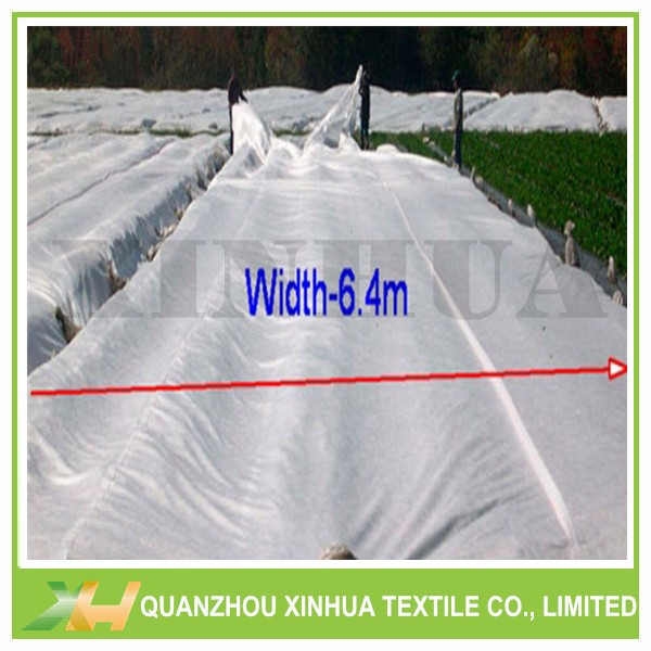 Long Width PP Spunbond Nonwoven Fabric Agriculture Mulching Covers