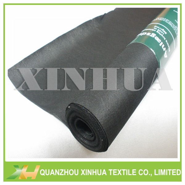 UV resistant pp spunbond non woven fabric for weedcontrol