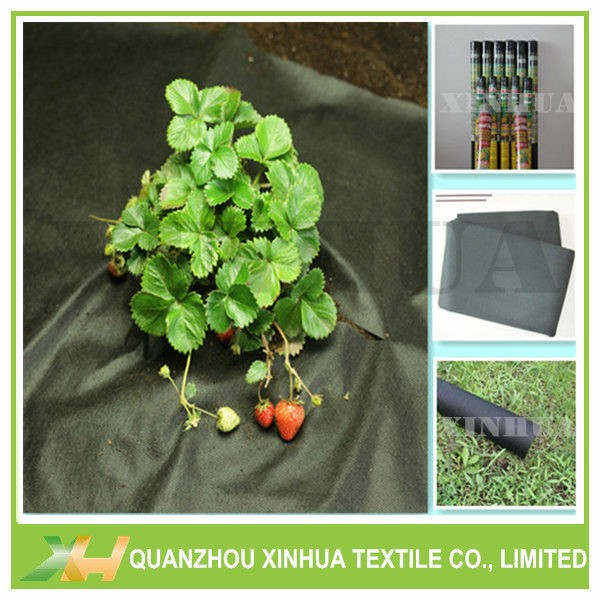 Weed Barrier PP Spunbond Nonwoven Fabric Small Rol