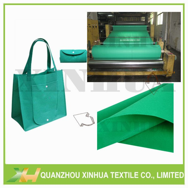 Non woven for shopping bags 40- 50 gram/m2