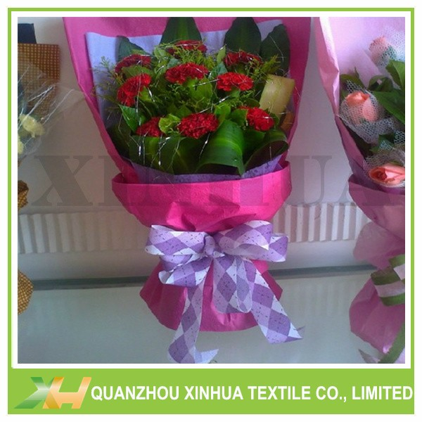 60gram TNT non woven fabric for flower decorations