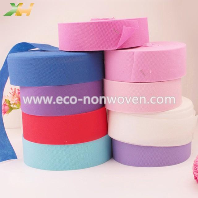 PP Spunbond TNT Nonwoven Flower Packing Ribbons