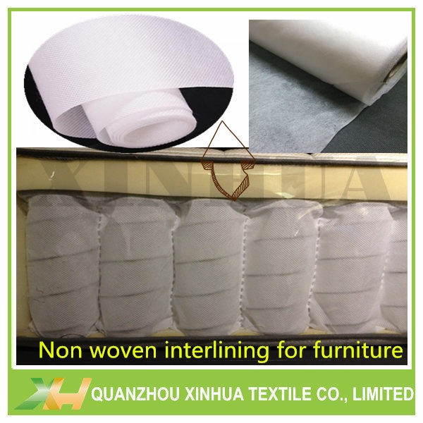 Box Spring Cover Nonwoven Material 75gr 100% PP