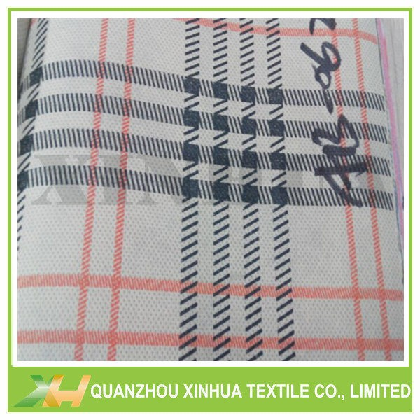 Printed Spunbond PP Nonwoven Fabric for Upholstery