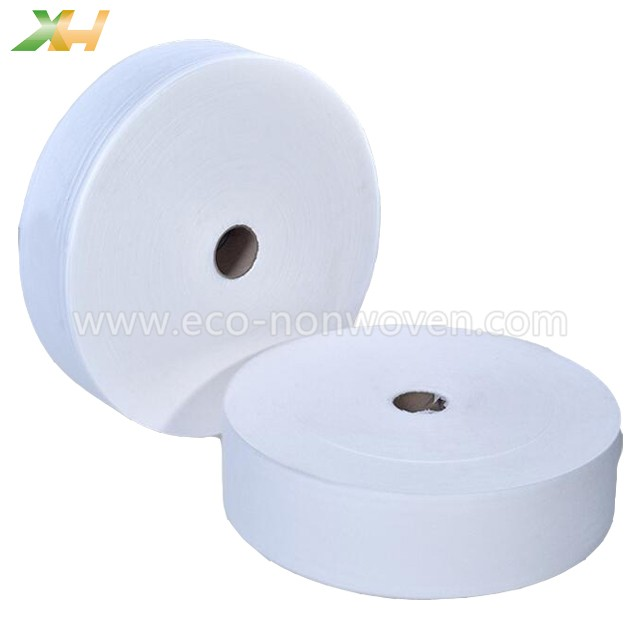 KN95 Face Mask Nonwoven Material 50GSM PP Spunbond