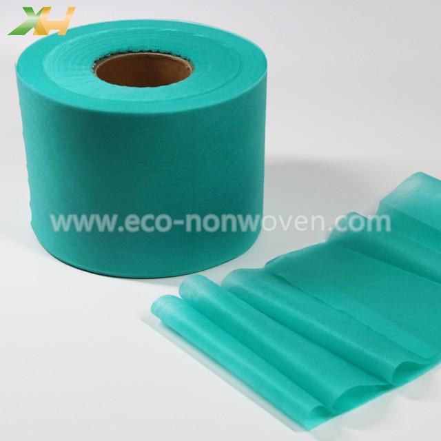 Medical Green Polypropylene Spunbond Best Non Woven Fabric for Face Mask