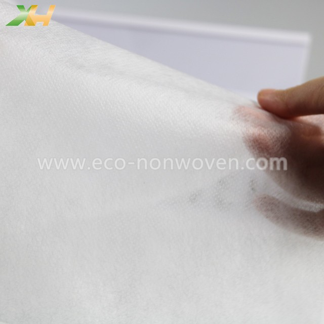 White Color Skin-friendly 100%Polypropylene Spunbond Face Mask Non Woven