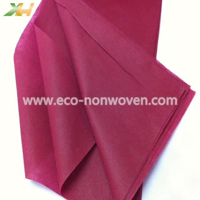 100x100cm 120x120cm 40x30cm TNT nonwoven tablecloth for Spain Market