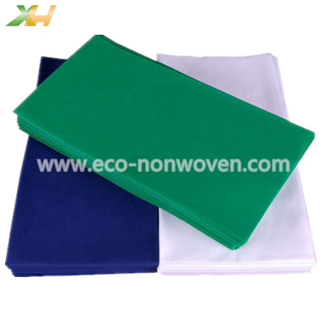 30-80 Gram Cutted PP Spunbond Nonwoven Tablecloth