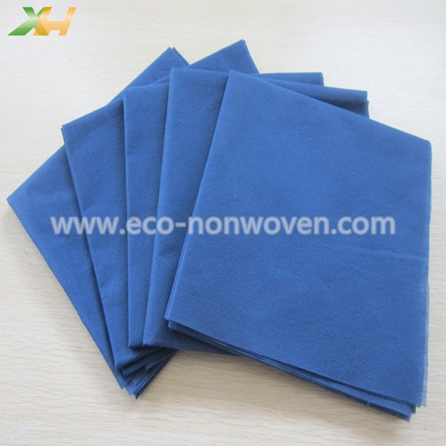 45 g/m2 tovaglia in tessuto non tessuto 100 x 100 cm