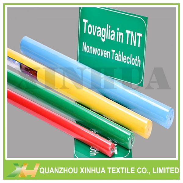 45Gram Colorful Small Rolls Tovaglia in TNT for Italy Restaurant, Hotel