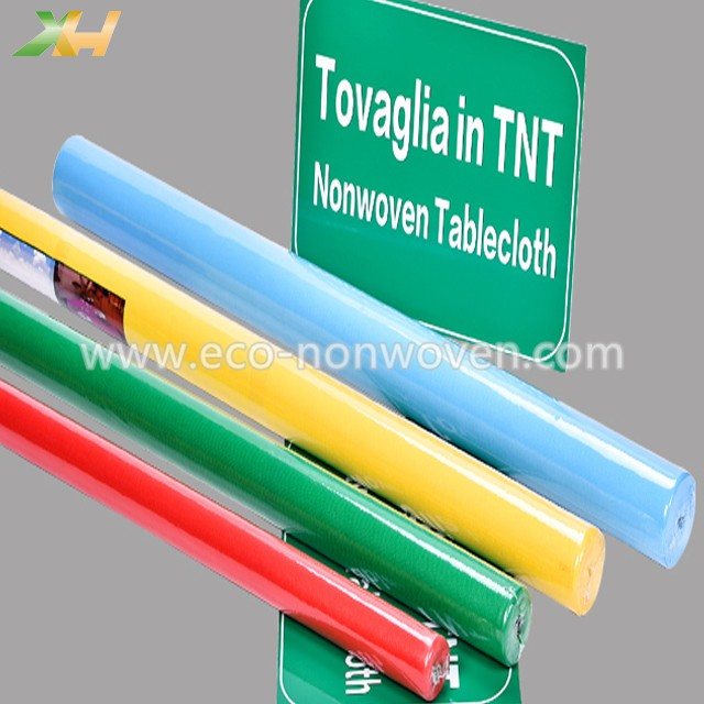 45Gram Colorful Small Rolls Tovaglia in TNT for Italy Restaurant, Hotel