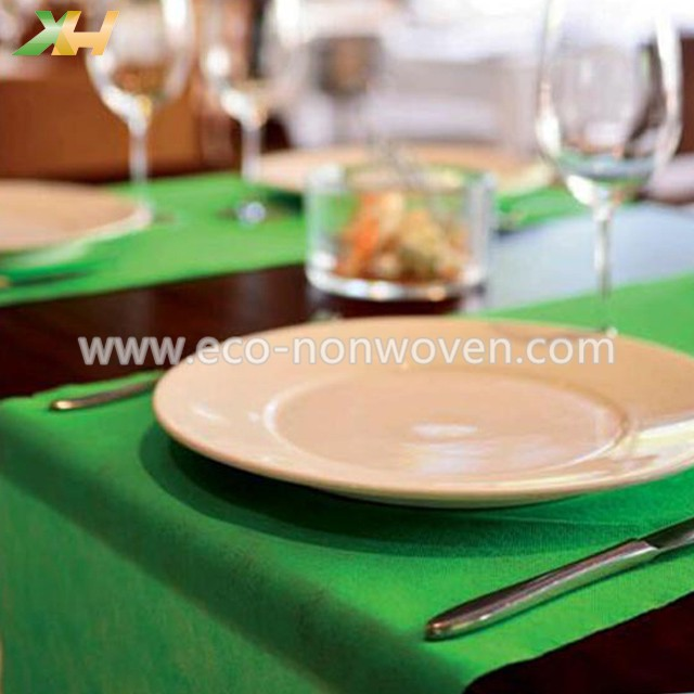 Disposable cheap prices spain/italy nonwoven table placemat