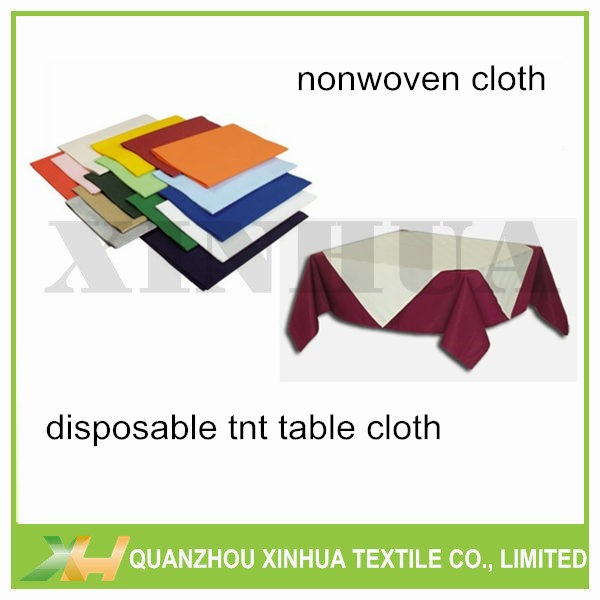 Environment Friendly Spunbond Nonwoven Table Cloth