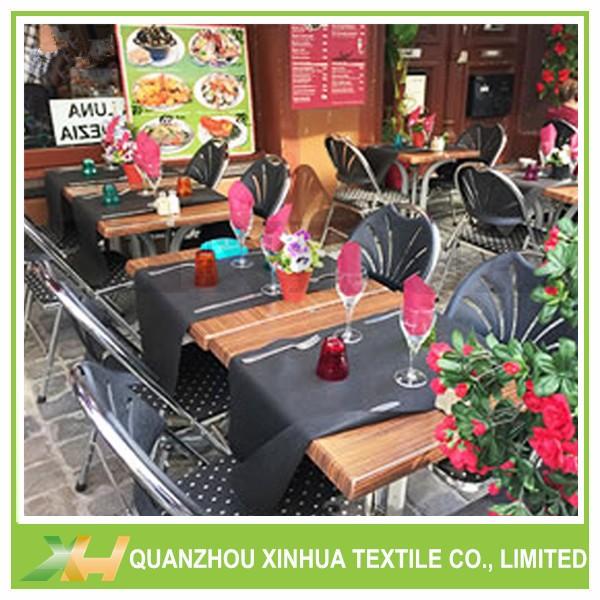 Factory supply spunbond pp non woven tablecloth