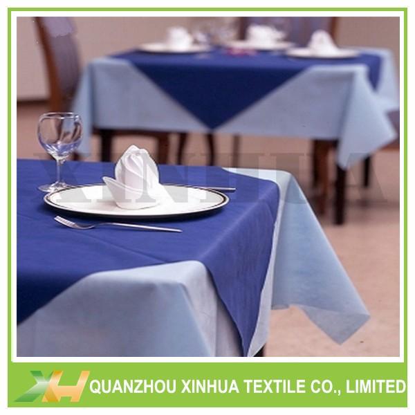 Hotel Restaurant PP Spunbond Nonwoven Table Rolls