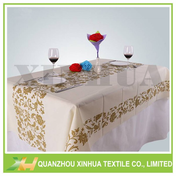 Israel Printing PP Spunbond Nonwoven Fabric Table Cloth