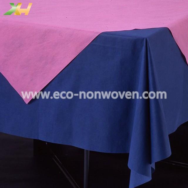 Italy PP spunbond non woven TNT non woven tablecloth