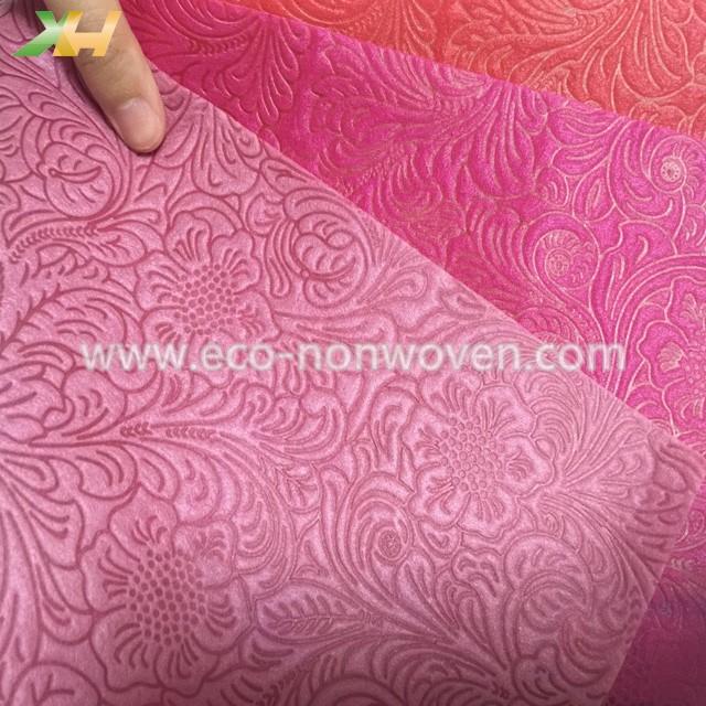 Newly Sunflower Emboss PP Spunbond Nonwoven Tablecloth
