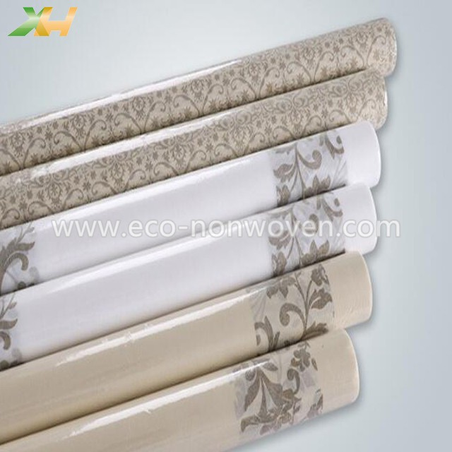 Printed pp spunbond non woven tablecloth