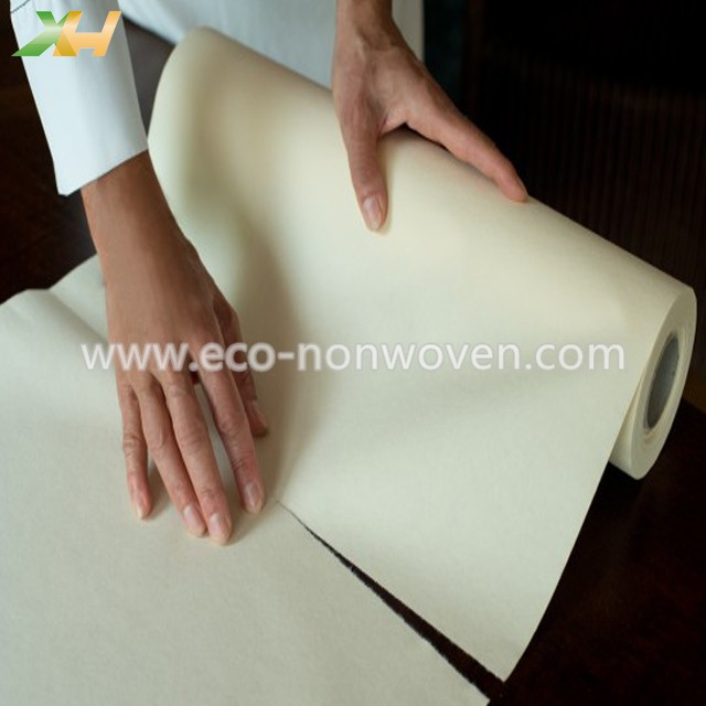 White color pp spunbond tnt non woven table cover