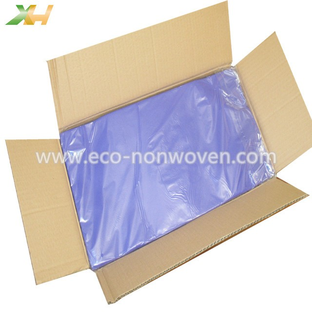Xinhua textile factory supply colorful pp spunbond tnt non woven tablecloth