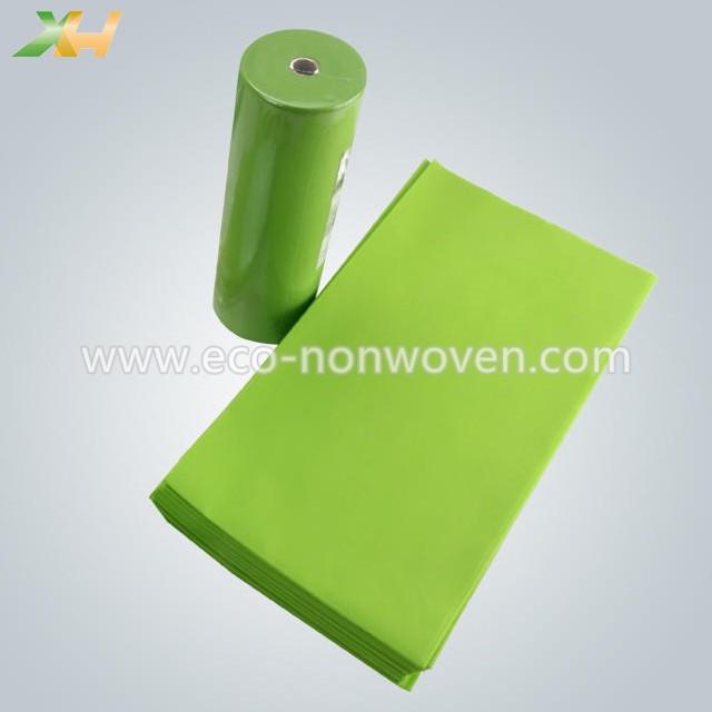 Xinhua textile factory supply pp spunbond non woven table cloth