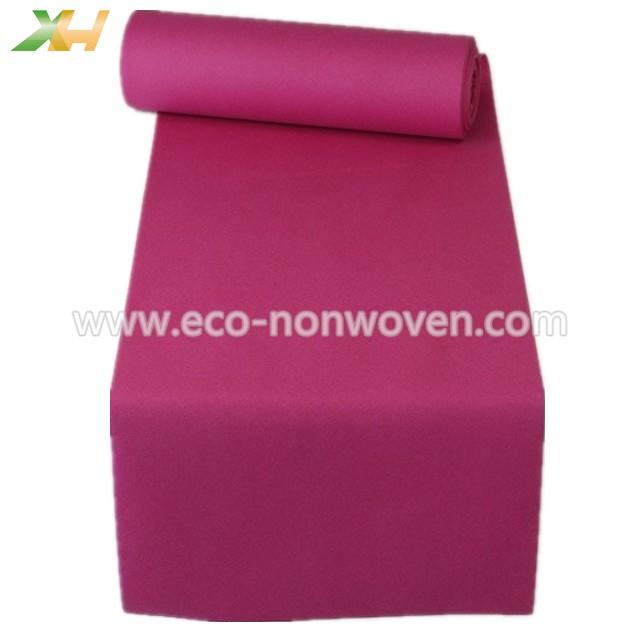 rotolo runner da tavolo in tessuto non tessuto/nonwoven fabric table runner roll