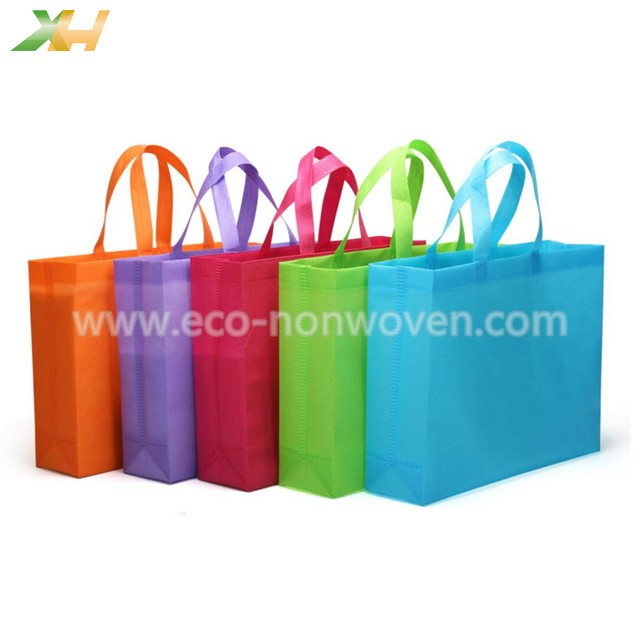 China factory supply colorful cheap prices nonwoven bag