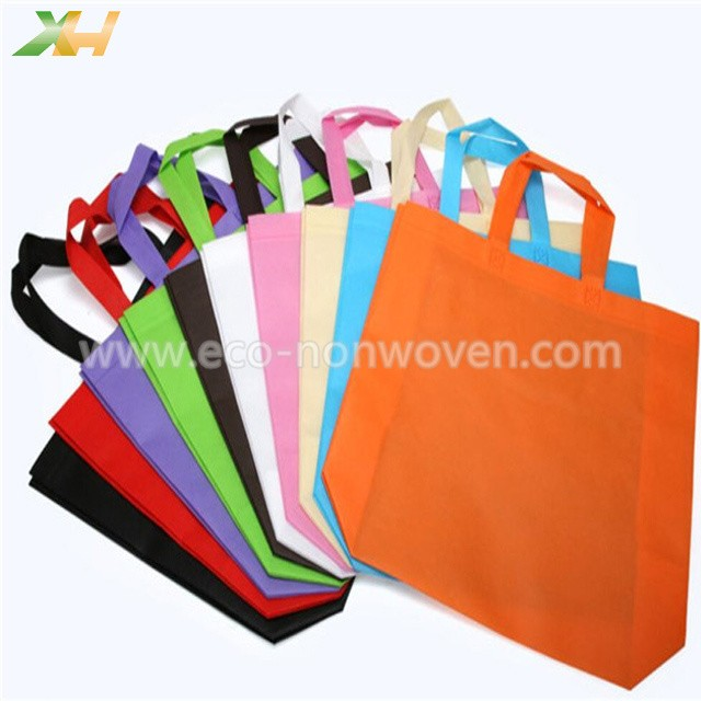 Low prices customized size tote non woven bag