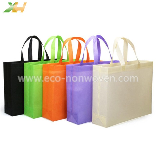 pp spunbond non woven bag for shopping