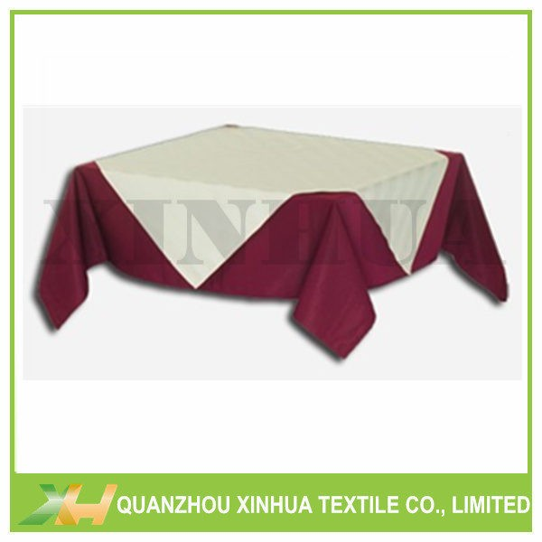 Colorful Spunbond Nonwoven Tablecloth for Catering