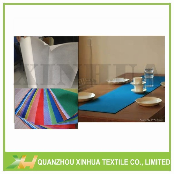 Precut Roll Disposable TNT Tablecloth Supermarket