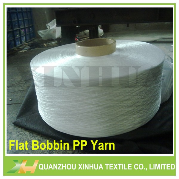 900D/600D/300D Polyproylene PP Yarn for Webbing